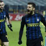 L'Inter si qualifica ai quarti di finale di coppa Italia