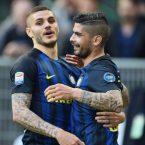 L'Inter spazza via l'Atalanta: Icardi e Banega stellari, quarto posto raggiunto