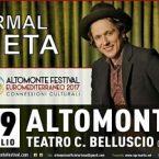 Ermal Meta in concerto ad Altomonte