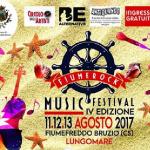 """A Fiumefreddo Bruzio il """"Fiume Rock Music Festival"""""""