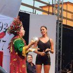 Diamante: Belen Rodriguez apre il Festival del Peperoncino