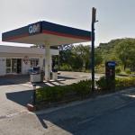 Furto a un distributore di benzina di Carolei