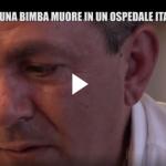 """Mediaset, servizio de """"Le Iene"""": così una bimba muore all'ospedale di Cosenza"""