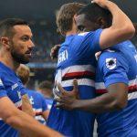 Serie A: Juve crolla a Genova con la Samp, allungano Napoli e Inter, Roma fa suo il derby