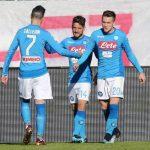 Seria A: Napoli e Juve per il tricolore, Crotone corsaro a Verona